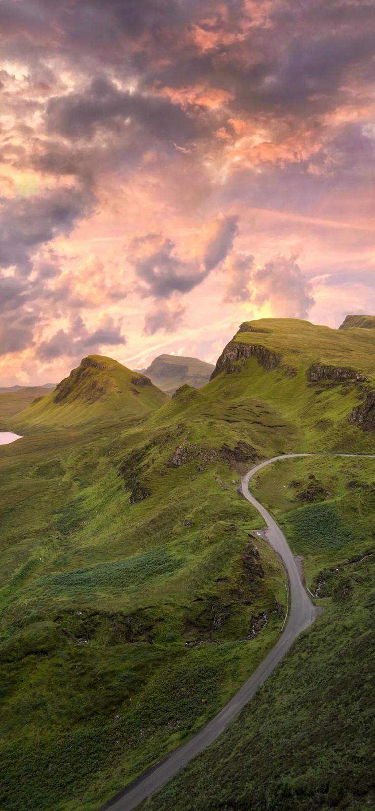 好看的风景图片 绿色清新的自然风光