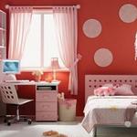 可爱的小公主房间