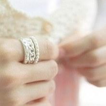 美丽的情侣戒指图片二