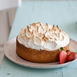 <b>意大利草莓熏草豆糖霜蛋糕教程</b>