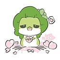 可爱的蛙蛙头像图