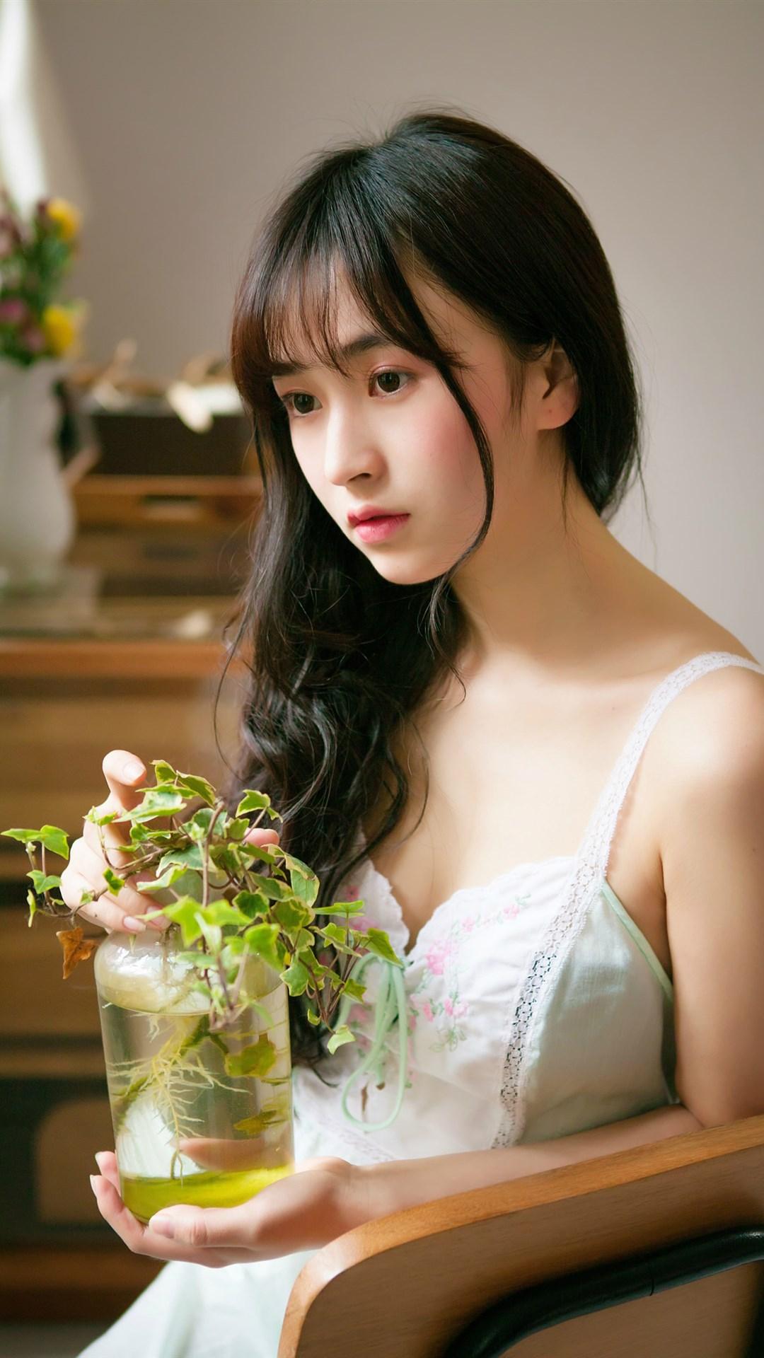 清新清纯美女高清写真图片