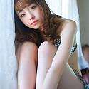 日本清纯内衣美女