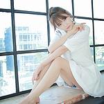 修长白皙性感美腿诱惑腿