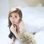 清纯美女白裙仙气写真下