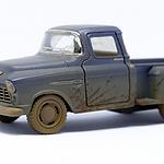 漂亮的迷你汽车模型图片