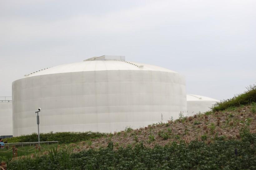 超美上海油罐艺术中心图片大全