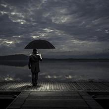 孤单伤感一个人的唯美桌面
