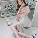 清新成熟韩国美女