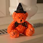 小孩很喜欢玩的泰迪熊玩