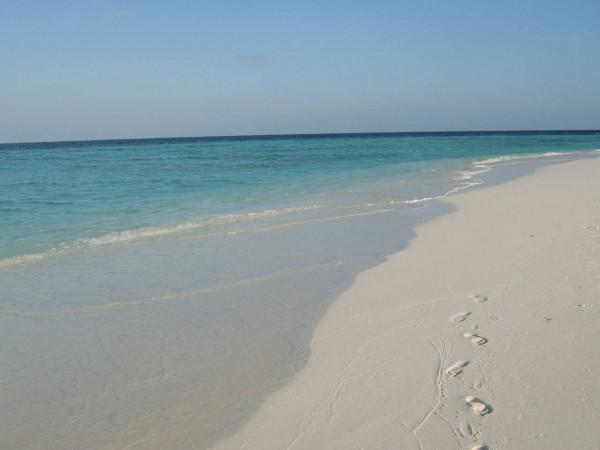唯美到了马尔代夫仿佛所有烦恼都消失了图片