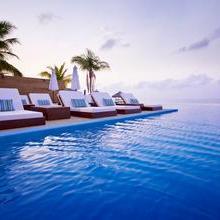 马尔代夫的海就像纯洁的爱
