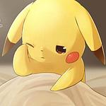 [热门]刚刚睡醒的皮卡丘图