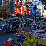 好看泰国曼谷建筑风景图