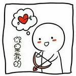 苏旬:简笔画可爱小人动