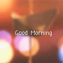 good morning朦胧美风
