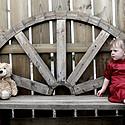 唯美可爱的泰迪熊