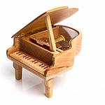 最新木制玩具钢琴图片大