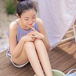超美长腿美女白皙肌肤撩