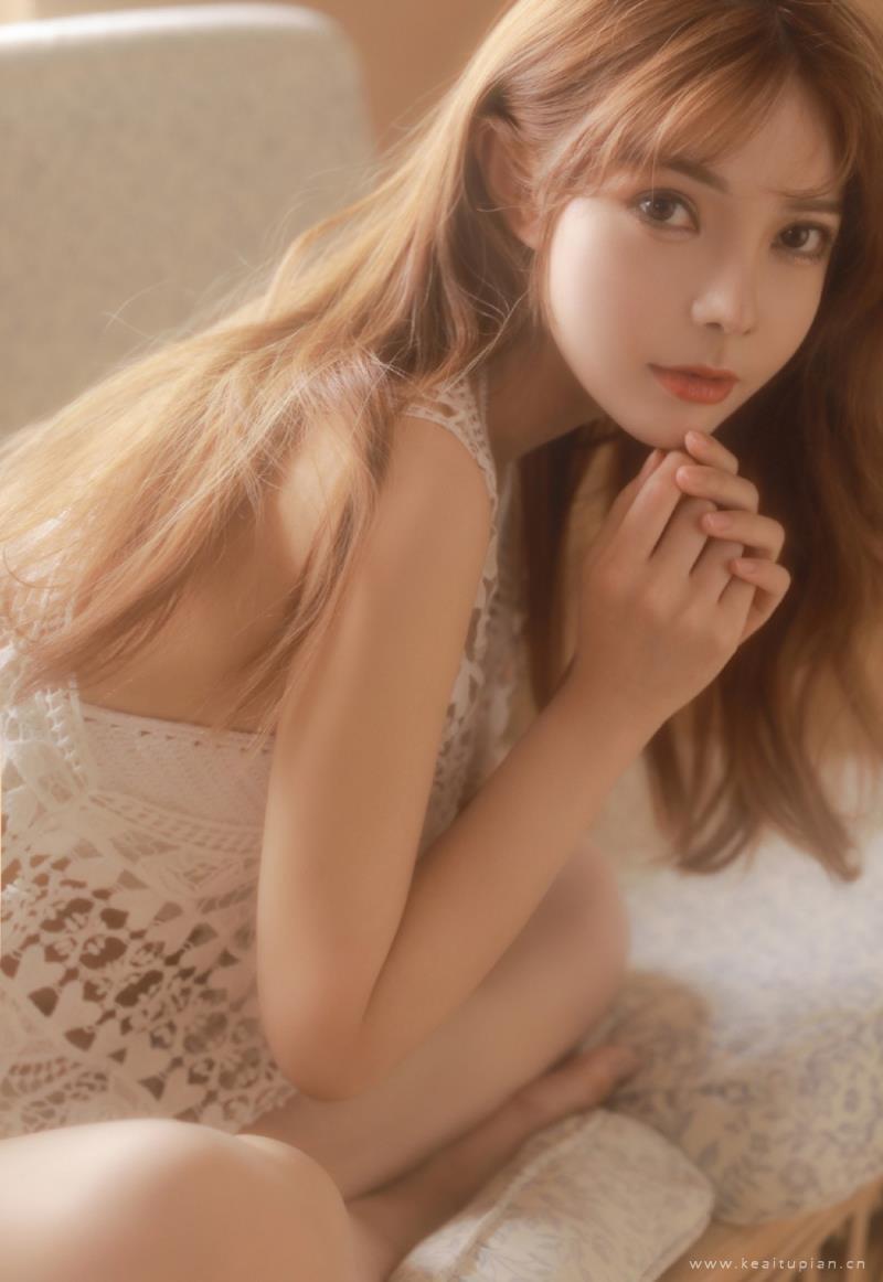 超美日韩美女柔情似水清纯写真摄影图片