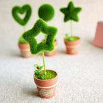 一切漂亮的绿色永远带走