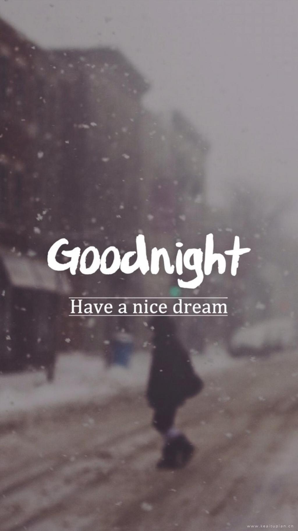 晚安我最爱的女孩