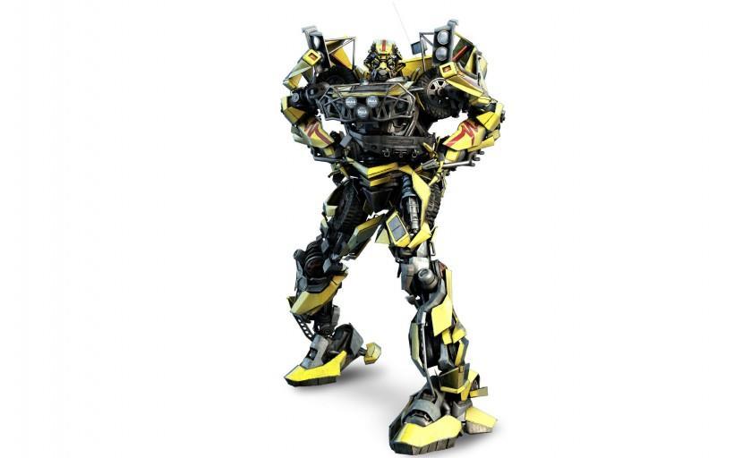 大黄蜂玩具图片