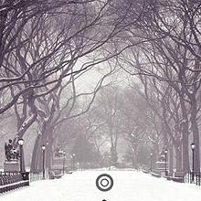 小雪节气唯美风景手机背景桌面图片大全