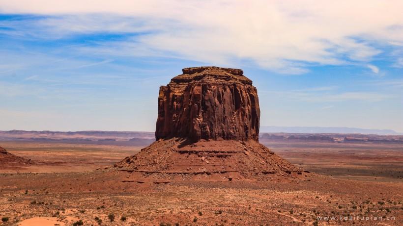 美国犹他州纪念碑谷唯美自然风景图片壁纸