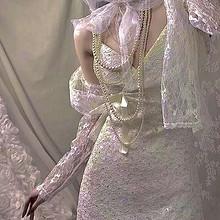 法式高级公主梦幻唯美女生