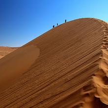 非洲纳米比亚沙漠风景高清图片