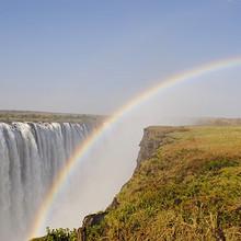 梦幻的雨后彩虹唯美桌面风景图片壁纸大全