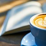 下午茶一杯咖啡一份心情