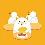 别人谈恋爱你在吃吃吃·可