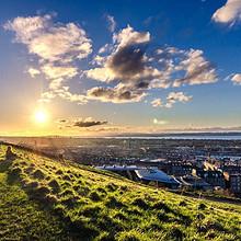 英国爱丁堡唯美不容错过风景图片大全