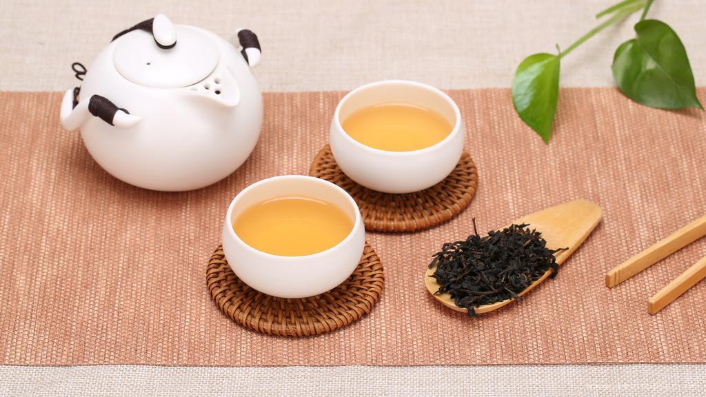 美女品茶唯美意境_一杯茶让你安静在心灵的驿站图片壁纸大全(3)_可爱图片