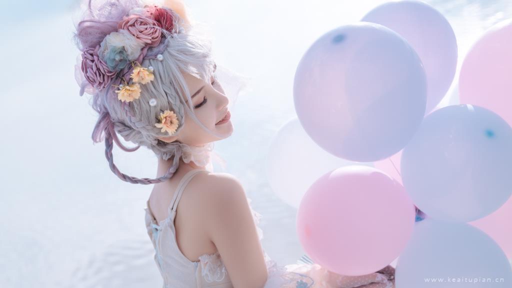 Lolita少女甜美梦幻浪漫写真