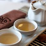 品茶如人生文艺意境图片