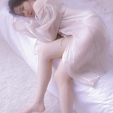 性感撩人的睡衣美女身材若