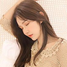 优雅温柔气质美女镂空针织毛衣性感写真图片壁纸