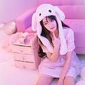 梦幻粉色主题甜美
