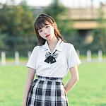 可爱甜美少女JK制服性感写
