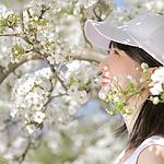 春日户外清晰淡雅棒球帽