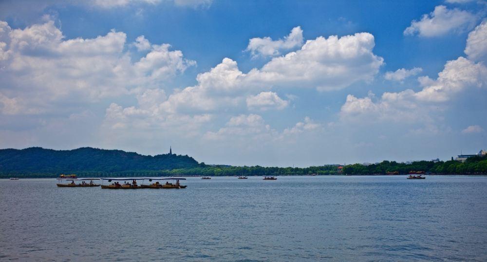 杭州西湖唯美风景高清壁纸大全