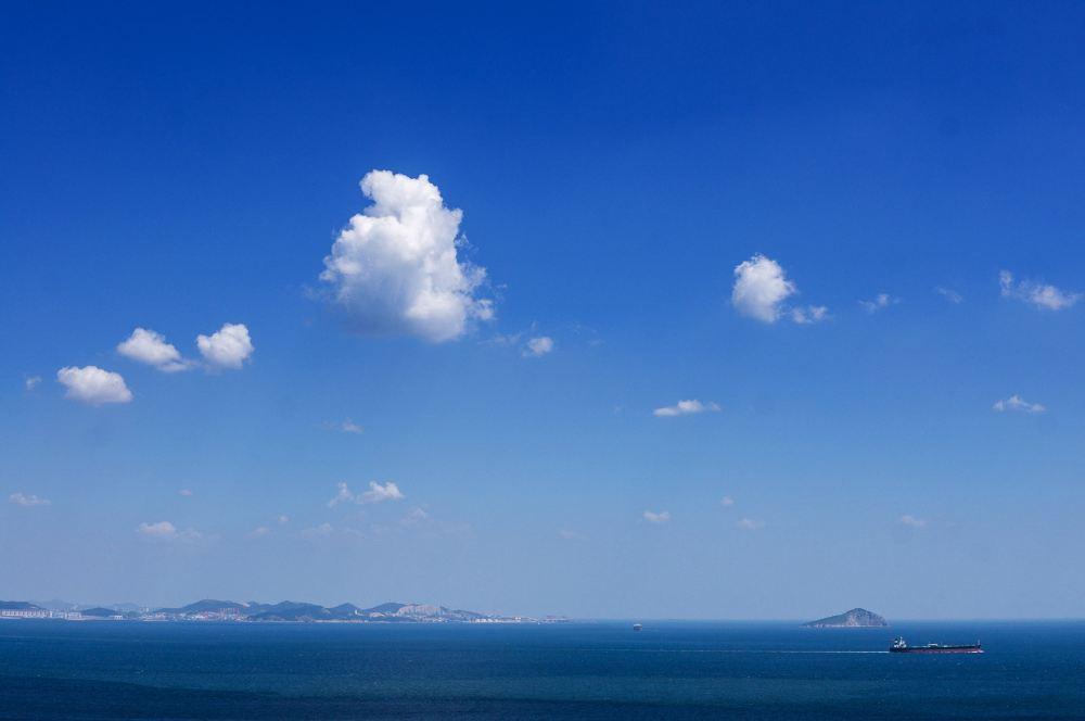 高清大连滨海路图片 滨海路旅游景点真实照片风景