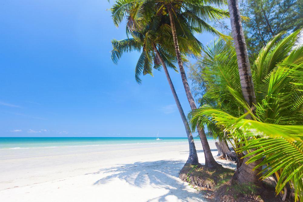 高清星期五海滩旅游景点风景图片大全