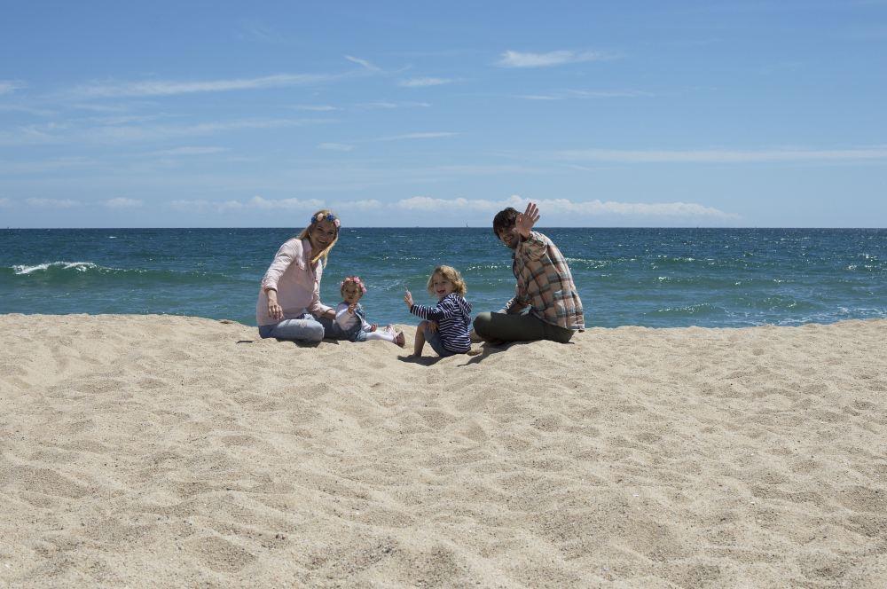 普卡海滩旅游景点真实照片风景壁纸