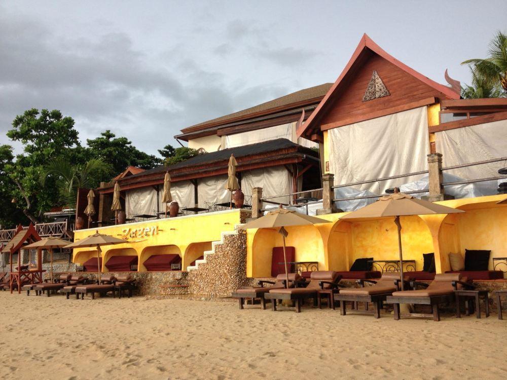 高清苏梅岛波普海滩图片 波普海滩旅游景点真实照片风景