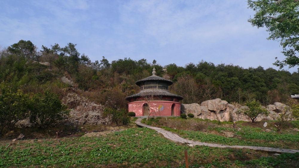 高清宁波象山影视城图片 象山影视城旅游景点真实照片风景