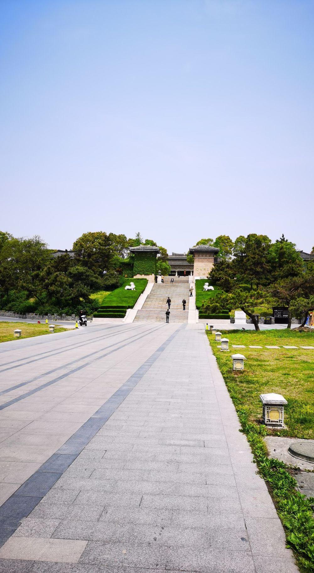高清扬州汉广陵王墓博物馆图片 汉广陵王墓博物馆旅游景点真实照片风景